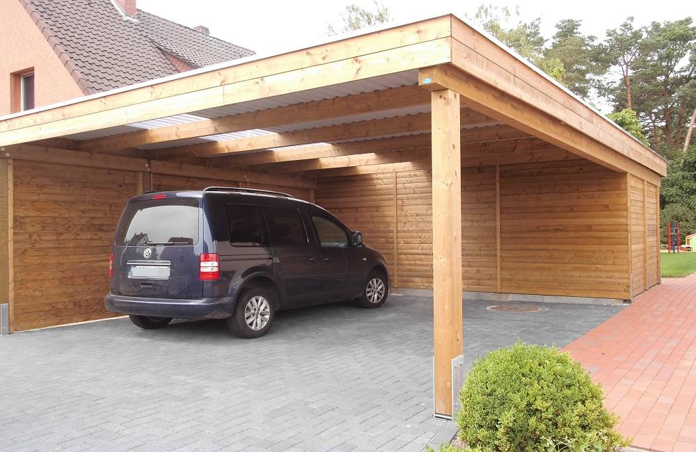 willkommen bei l ffler zaunbau carports und mehr in gifhorn. Black Bedroom Furniture Sets. Home Design Ideas